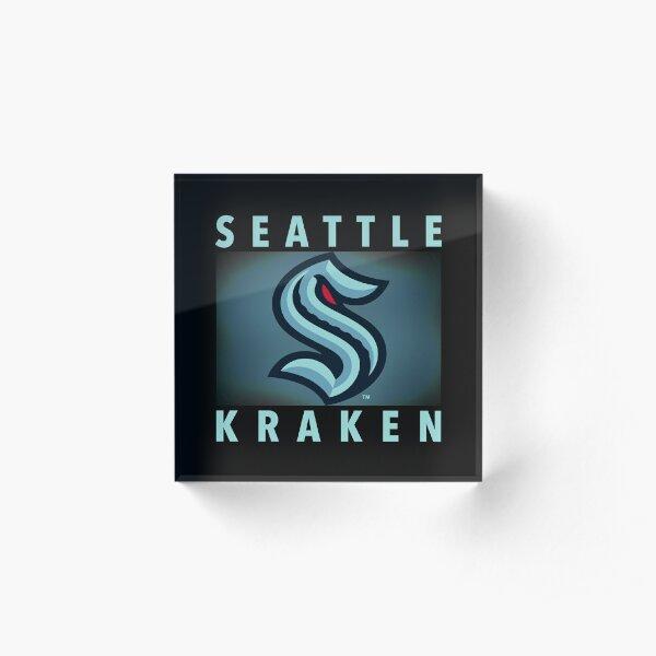seattle kraken 2020 new Acrylic Block