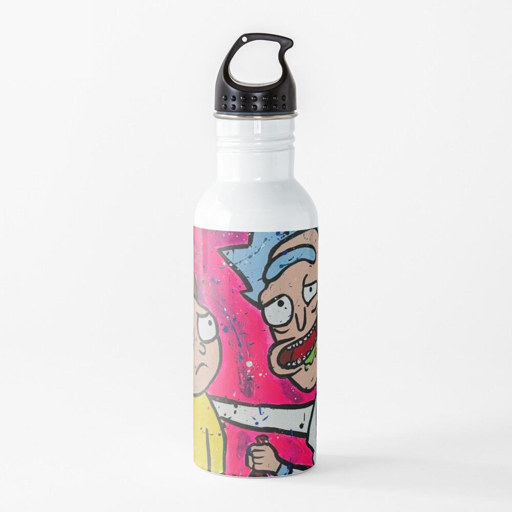 Wubba lubba dub dub!!! Water Bottle