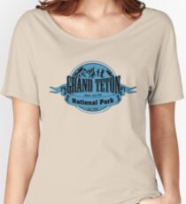 Grand Teton National Park, Wyoming Women's Relaxed Fit T-Shirt