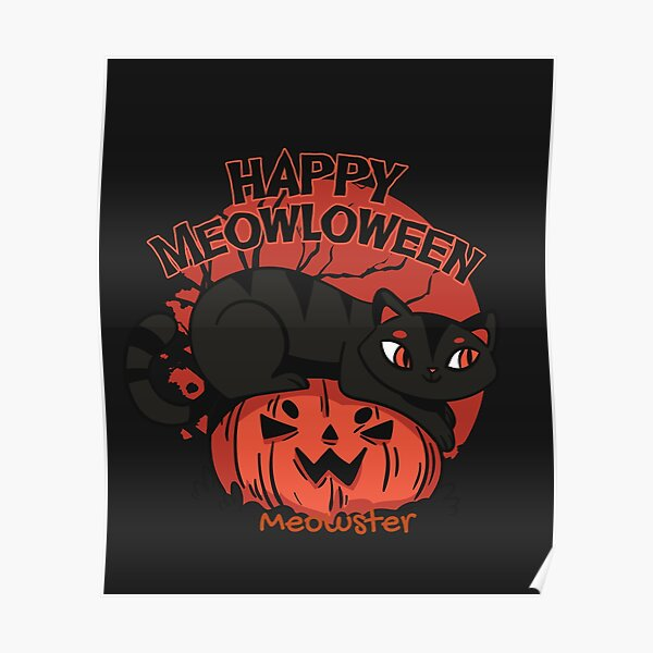 Halloween Svg Posters Redbubble