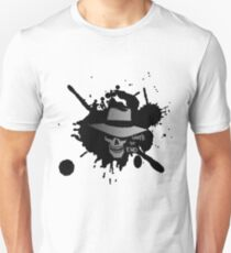 Until The End - Skulduggery Pleasant T-Shirt