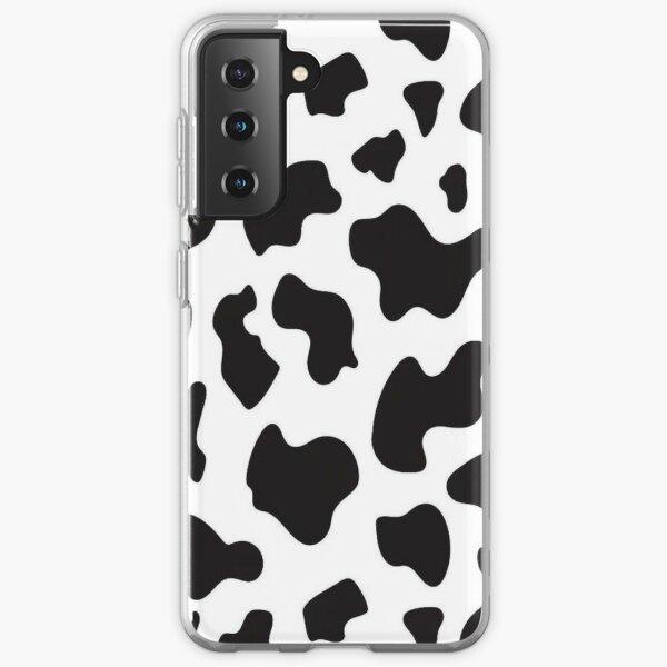 Kuh-Druck-Muster iPhone / Samsung Fall Samsung Galaxy Flexible Hülle