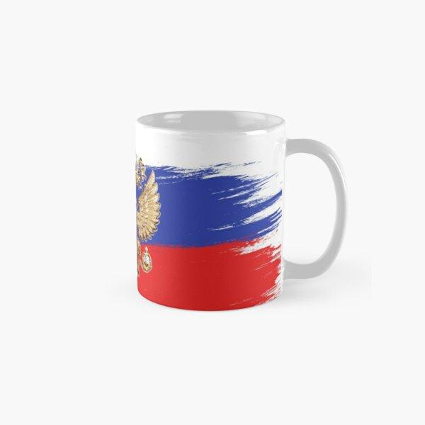 Russian Coat Of Arms Classic Mug