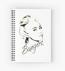 Bangerz Miley Cyrus Spiral Notebook