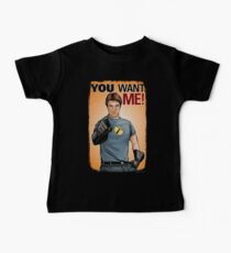 Captain Hammer - You Want Me Baby Tee