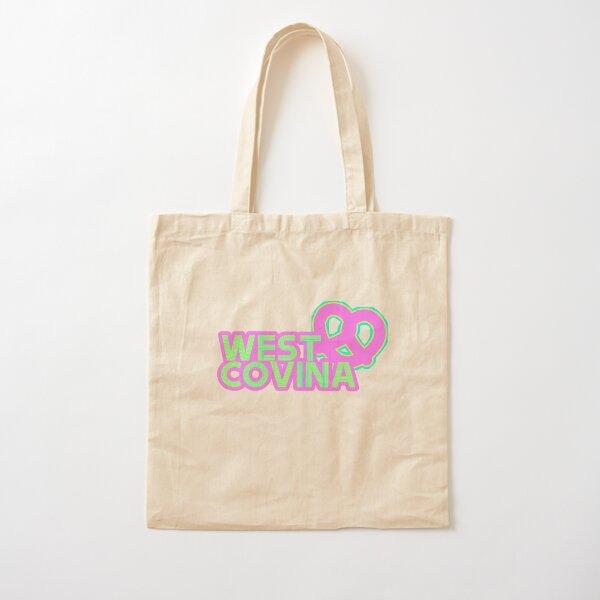 West Covinaaaaa Cotton Tote Bag