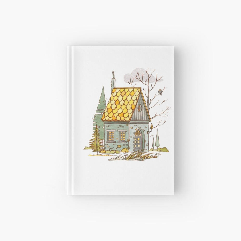 Forest House Hardcover Journal