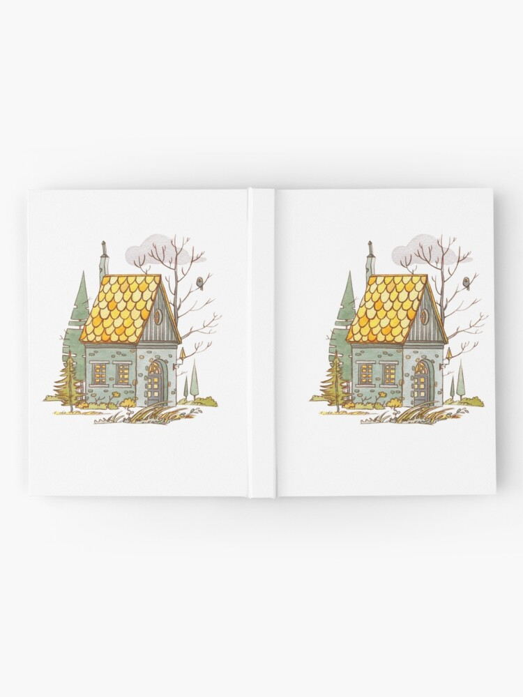 Alternate view of Forest House Hardcover Journal