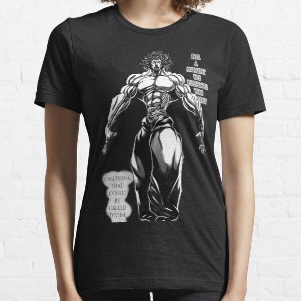 Baki : Yujiro Hanma badass T-shirt essentiel