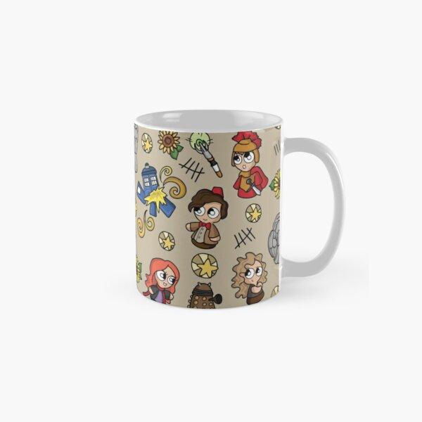 The Eleventh Dr Classic Mug