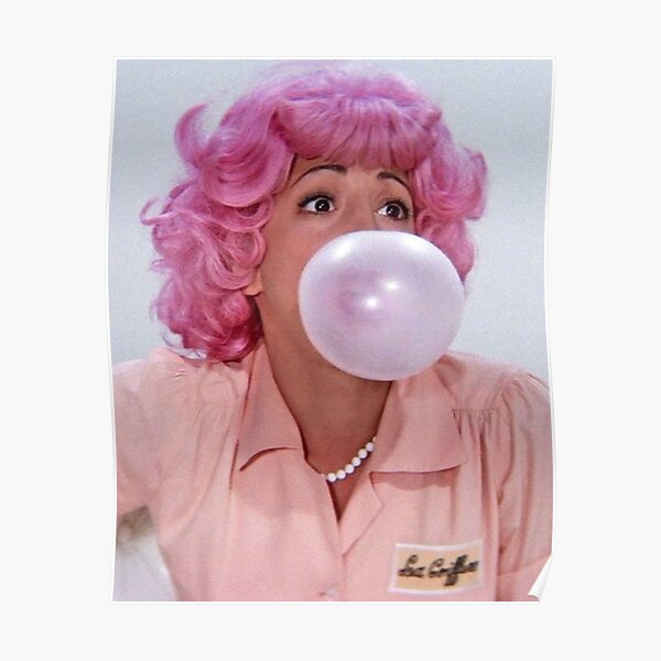pink frenchy  Poster