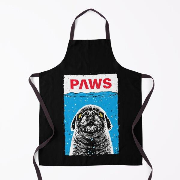 Paws Pug Apron