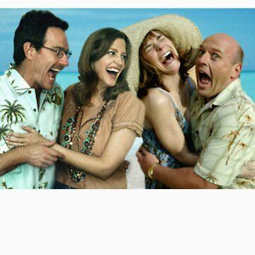 Breaking Bad 'Family Photo' by Damundio