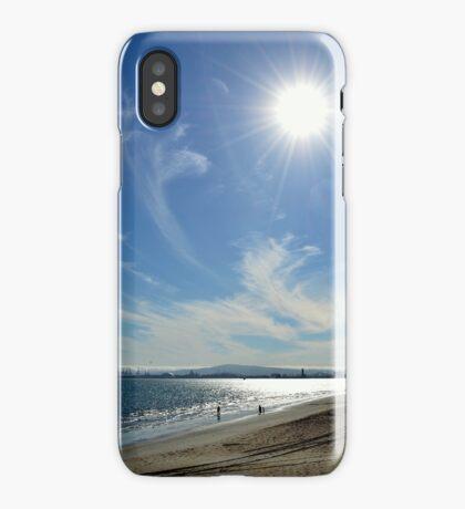 Sunny Beach Day iPhone Case/Skin