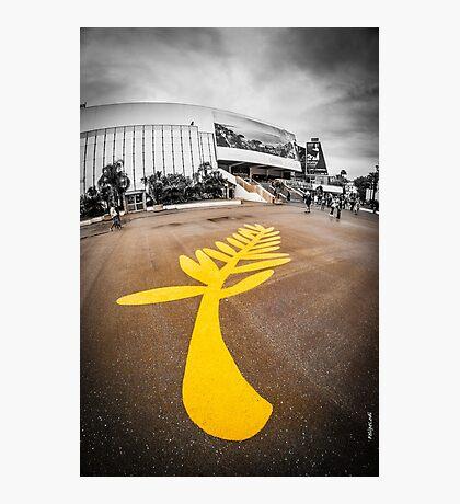 Cannes Festival Venue Photographic Print