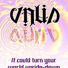 VALIS Ambigram (same upside down) by PaliGap