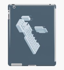 Isometric Council Chambers iPad Case/Skin