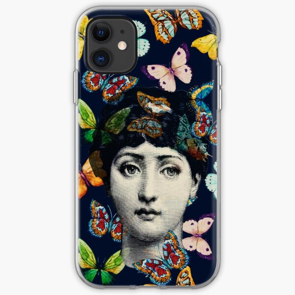 The Butterfly Queen iPhone Soft Case