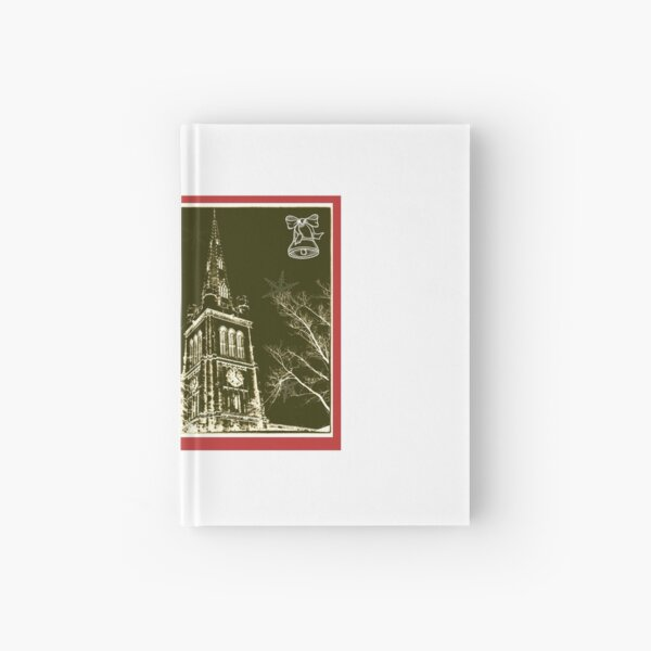 Happy Christmas from Kettering  Hardcover Journal