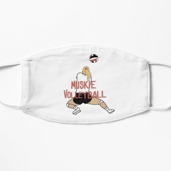 Muskie Volleyball Mask