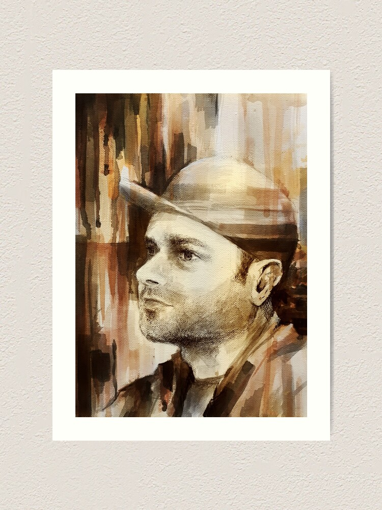 Charlie Scene Art Print