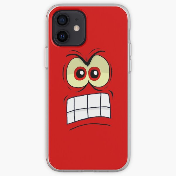 Angry Monster iPhone Soft Case