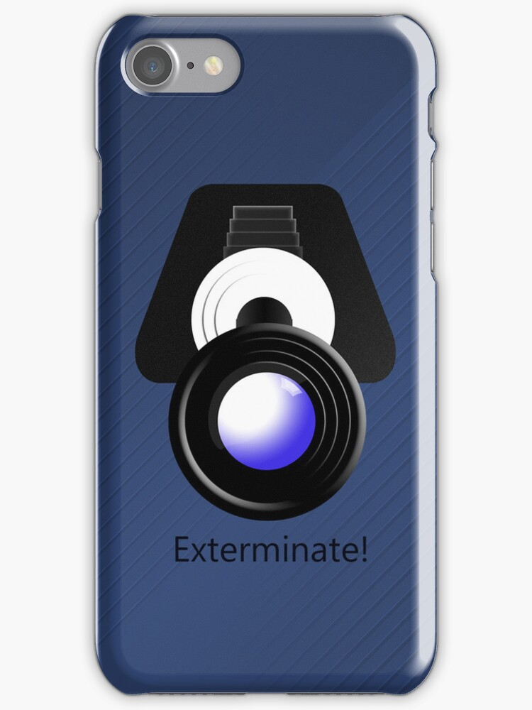 Exterminate! Exterminate!  by Lexington Tribu