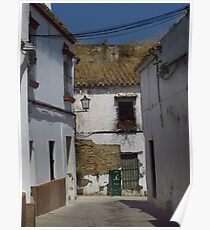 Rustic Charm, Carmona, Andalusia Poster