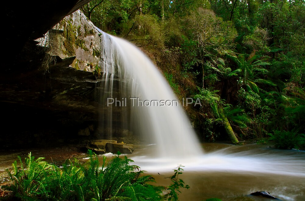 Kalimna Falls by Phil Thomson IPA