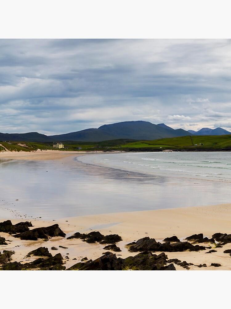 Balnakeil Beach Panorama by derekbeattie