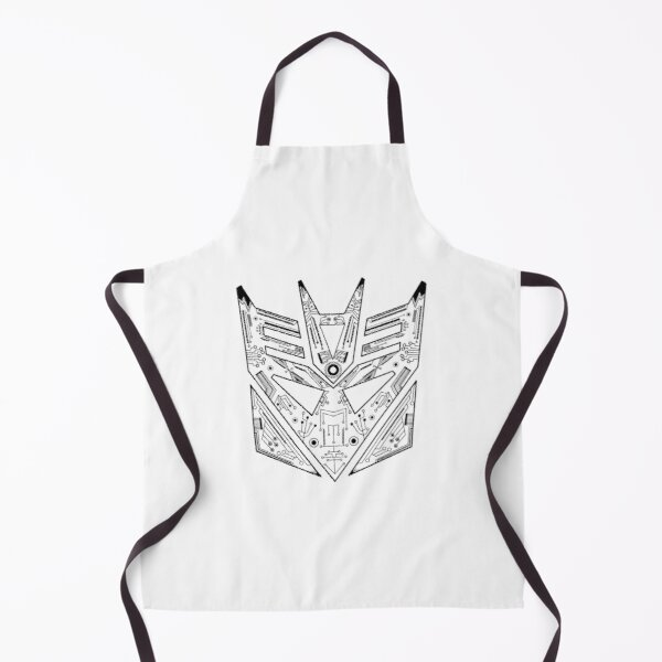 Decepticon Tech BW Apron