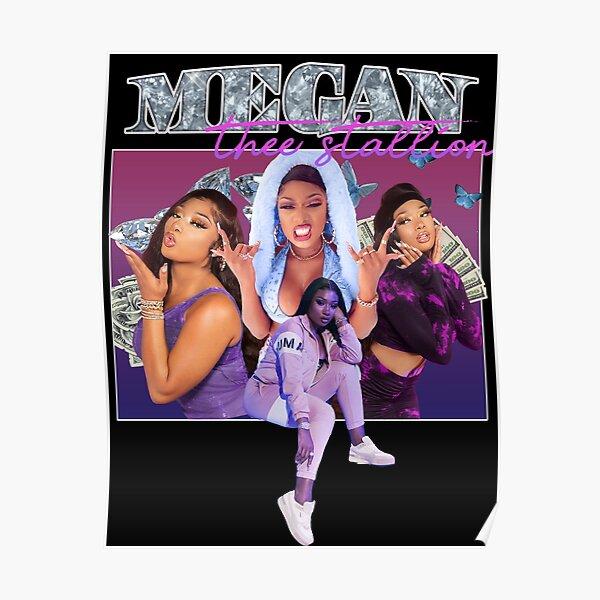 Megan Thee Stallion Poster