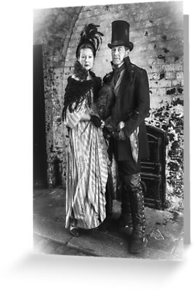 Victorian Couple by Patricia Jacobs DPAGB LRPS BPE4