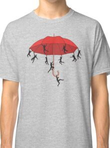 Umbrella Mayhem Classic T-Shirt