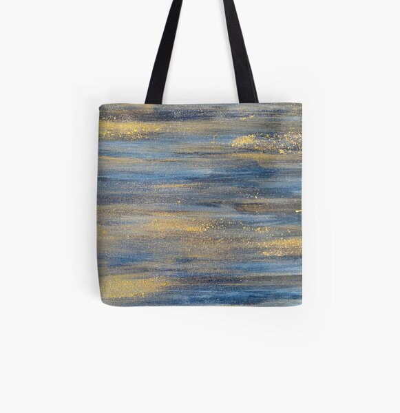 Laurie All Over Print Tote Bag