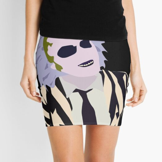 Beetlejuice Mini Skirt