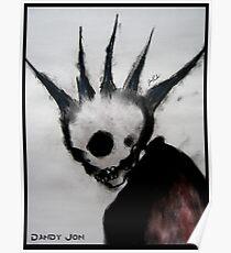 Punk Macabre Poster