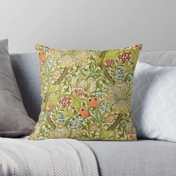 William Morris Golden Lily Cojín