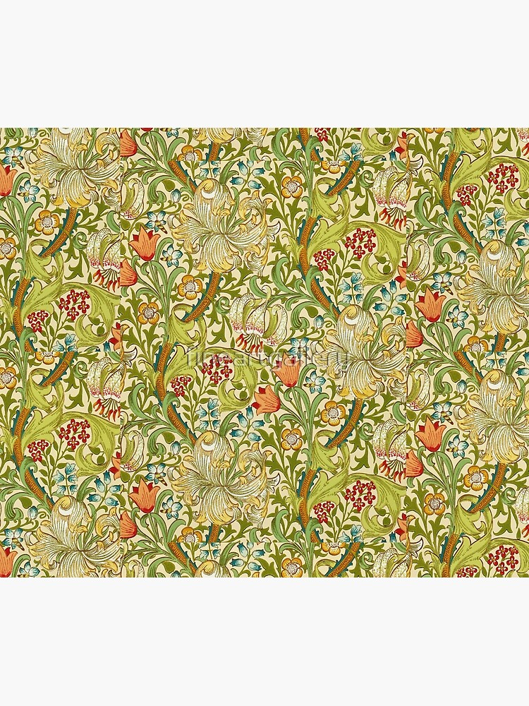 William Morris Golden Lily by fineartgallery