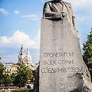 Karl Marx by Ruben D. Mascaro