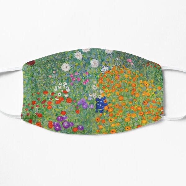 Gustav Klimt Flower Garden Mask