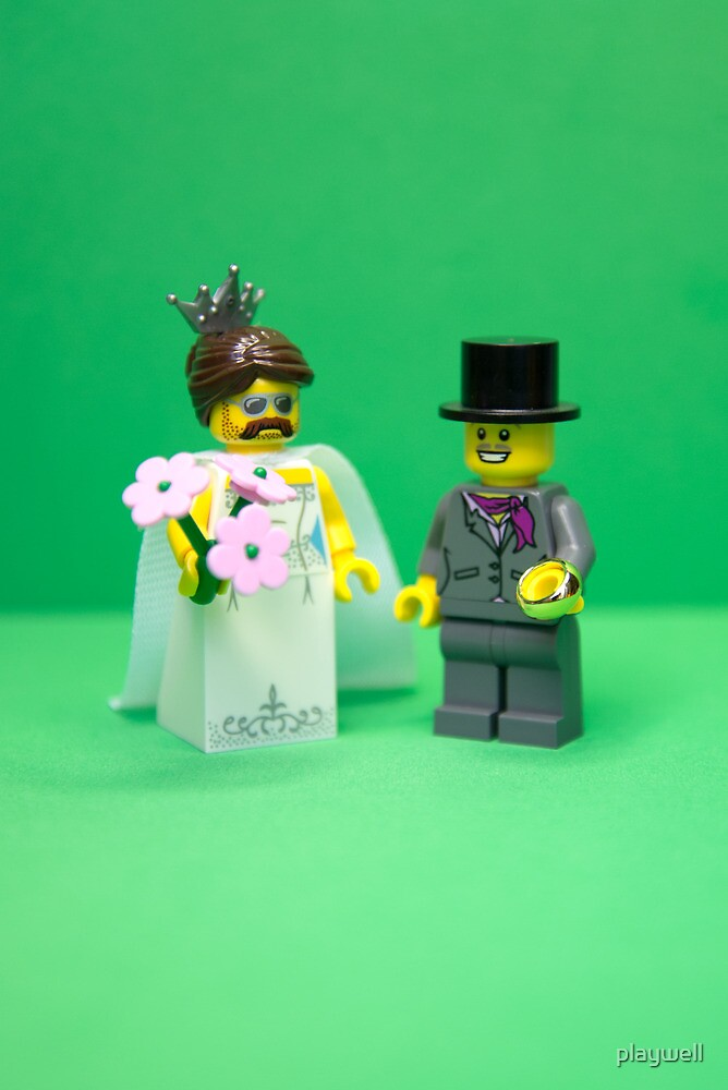 A thoroughly modern marriage by playwell