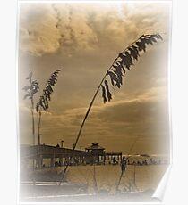 Golden Days End Poster