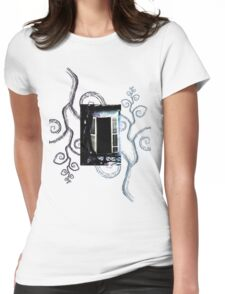 Enchanted Window no.3 Womens Fitted T-Shirt