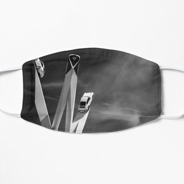 The Heart of Porsche Flat Mask
