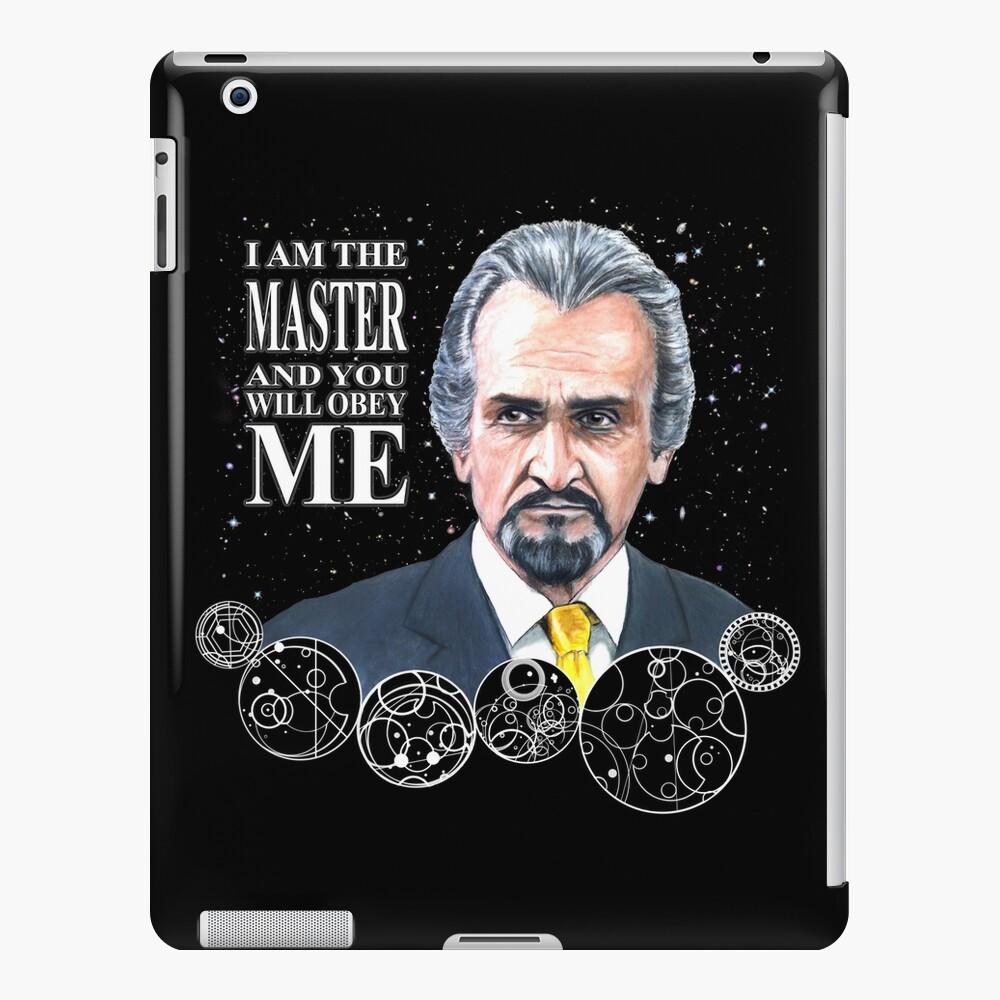 Der Meister (Roger Delgado) iPad-Hülle & Skin