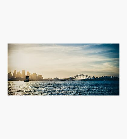 Sydney Tall Ship Photographic Print