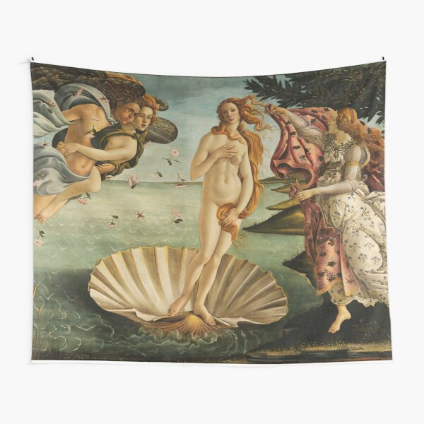 The Birth of Venus - Sandro Botticelli Tapestry