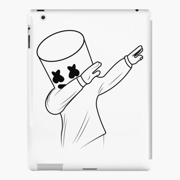 yoo yoo yoo Coque rigide iPad