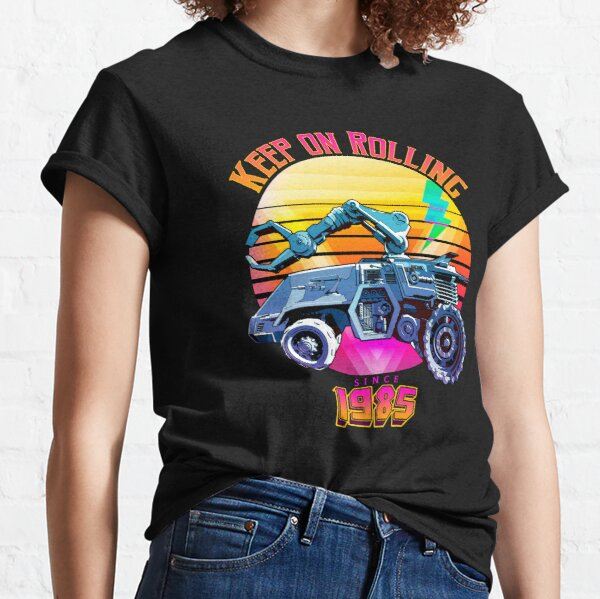Keep On rolling Classic T-Shirt